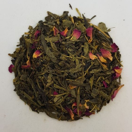 Flavoured Green Tea Sencha Sakura - Cherry Note