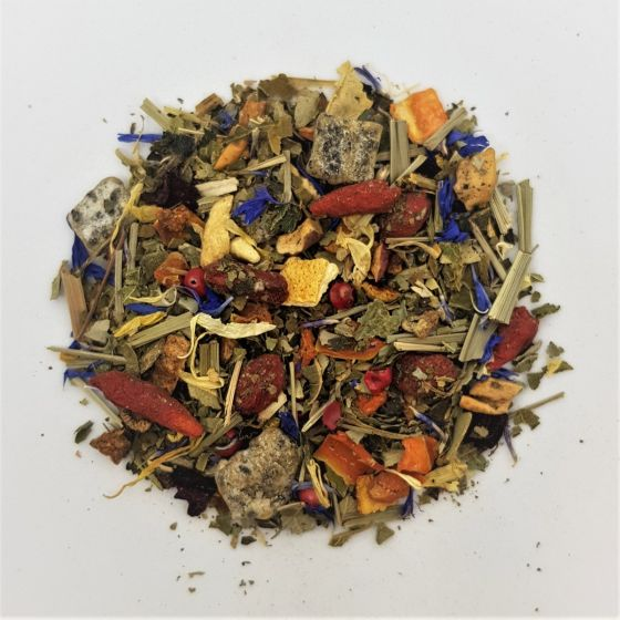 Feng Shui Strawberry/Bergamot Wellness Tea