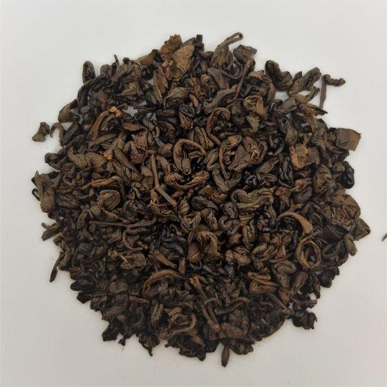 China Black Gunpowder Black Tea