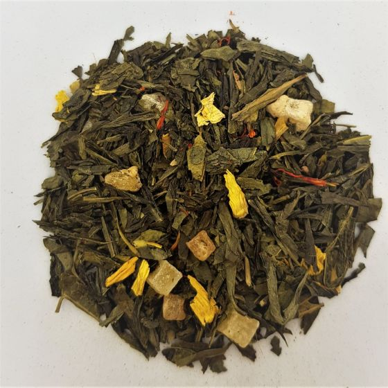 Sencha Tropical Flavoured Green Tea
