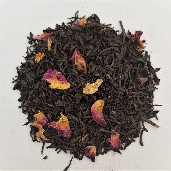 Rose Tea Black Tea