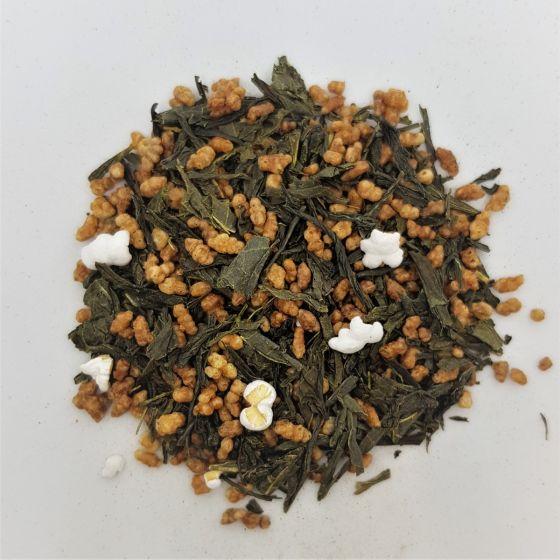 Japan Genmaicha Green Tea