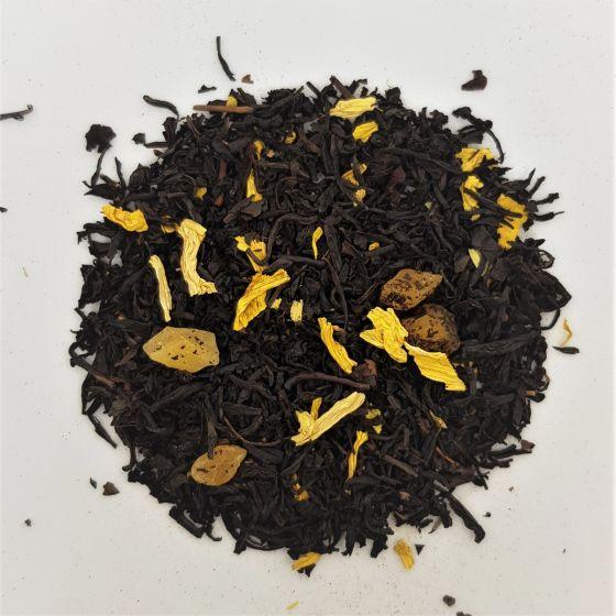 Mango with Flowers Flavoured Black Tea