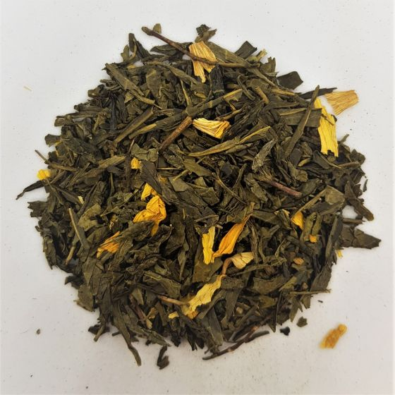 Sencha Mango Flavoured Green Tea