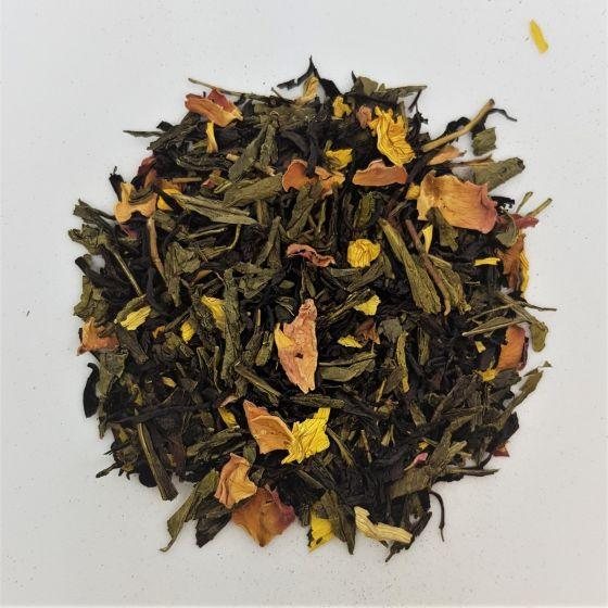 The Emperor's 7 Treasures Flavoured Green & Black Tea
