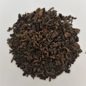 China Black Gunpowder Black Tea