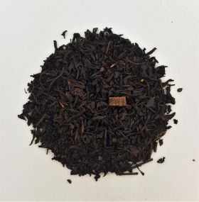 Vanilla with Vanilla Pieces Flavoured Black Tea