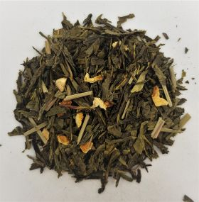 Sencha  Lemon Flavoured Green Tea