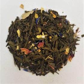 Sencha Lleniunm (Mango) Flavoured Green Tea