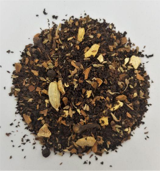 Black Tea Chai Flavoured Black Tea