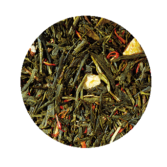 Flavoured Green Tea Blend Sencha Red Ginseng