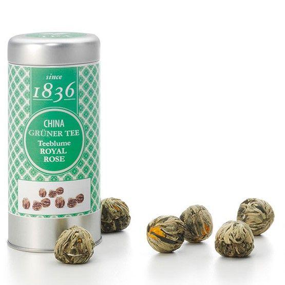 China Green Tea Royal Rose, 10p