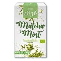 "Organic Green Powder tea Matcha Mint, ""Taishan"""